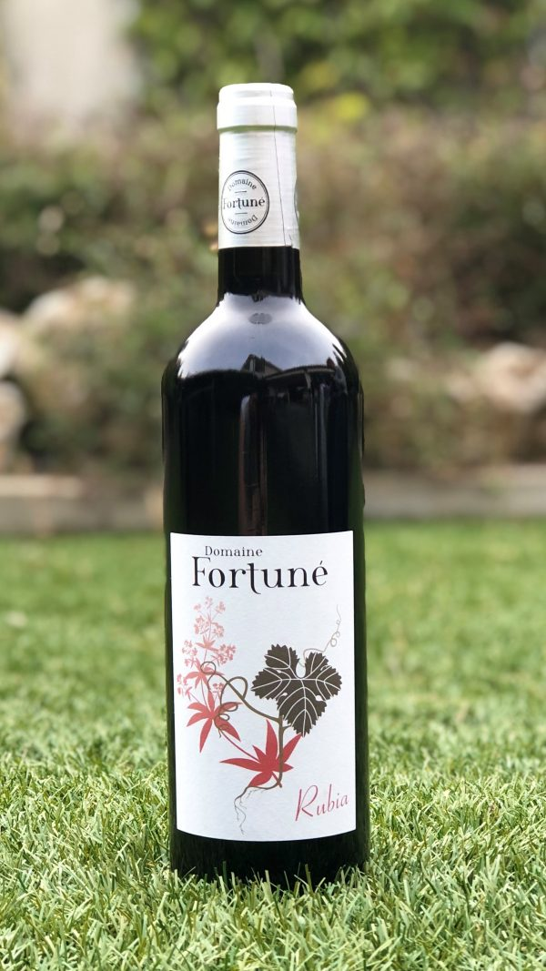fortune rubia rouge